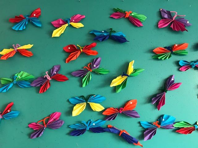 Fabulous Vlinders knutselen – De Oostvogel &OR96